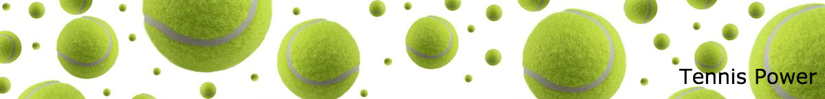 Tennis Power Trainer Blog